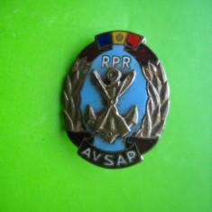 HOPCT ROMANIA INSIGNA VECHE AVSAP MARINA MILITARA RPR