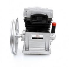 Cap compresor de aer cu 2 pistoane 700l 3kW / 4CP KraftDele KD1493 TBC foto