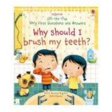 Lift-the-Flap Why Should I Brush My Teeth? (Very First Lift-the-Flap Questions and Answers) - KATIE DAYNES