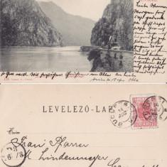 Orsova - Dunarea la Cazane- clasica