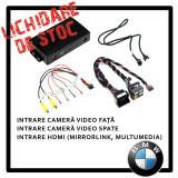 ADVM-BM1 BMW NBT Adaptiv Mini HDMI & doua camere pe ecranul OEM CarStore Technology