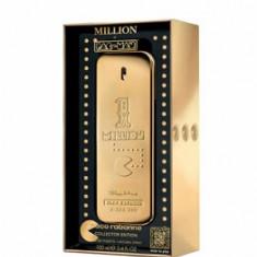Apa de toaleta 1 Million X Pac Man Collector, 100 ml, pentru barbati