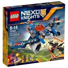 RESIGILAT: Harpon LEGO ® Nexo Knights Aaron Fox V2-es 70320