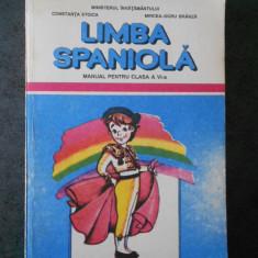 CONSTANTIN STOICA - LIMBA SPANIOLA clasa a V-a (1991)