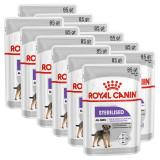 Cumpara ieftin Royal Canin Sterilised Dog Loaf pliculeț cu pate pentru câini castrați 12 x 85 g