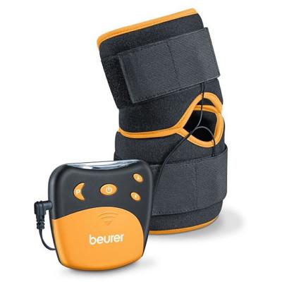 Manseta genunchi si coate TENS EM29, 2 electrozi, LCD, marime universala foto