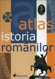 Cumpara ieftin Atlas istoria romanilor / fara cd