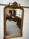 Oglinda in stil Baroc de dimensiuni impresionante