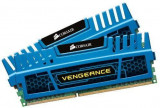 Memorii Corsair Vengeance 16GB(2x8GB), DDR3-1600MHz, CL10, Dual Channel