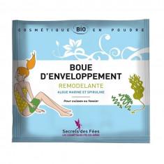 Tratament cu namol modelator, pt. corp, cu alge si spirulina, Secrets des Fees,...