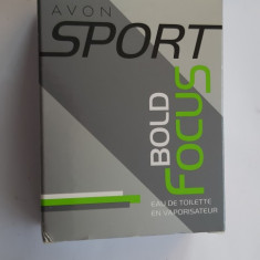 Apa de toaleta Bold Focus - 50 ml - AVON