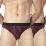 2 pack chilot barbatesc ROSSLI Stripes