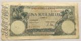 Romania 100000 lei 1946, 20 decembrie