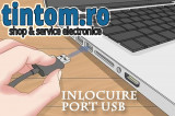 Service Laptop : Inlocuire Porturi USB