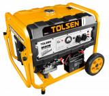 Cumpara ieftin Generator eletric pe benzina, 8000 W, Tolsen
