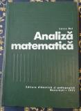 Lascu Bal Analiza matematica 1971