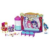 Cumpara ieftin Set De Jucarii My Little Pony Movie Theatre Playset