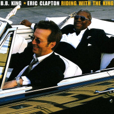 B.B. King Eric Clapton Riding With The King (cd)