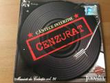 cenzurat cantece interzise cd disc compilatie muzica hard rock pop folk blues