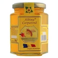 Miere Floarea Soarelui Apicola 360gr Cod: appg00086
