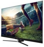 Televizor LED Hisense 139 cm (55inch) 55U8QF, Ultra HD 4k, Smart TV, WiFi, CI+