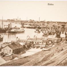 Carte postala Braila, 1918, Circulata, Printata