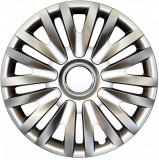 Set capace roti 15 inch tip Vw, culoare Silver 15-313