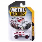 Masinuta Metal Machines Sandstorm, 1:64, Alb