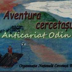 Aventura Cercetasului - Rita-Claudia Doru - Cercetasii Romaniei