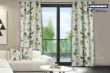 Set 2 draperii decorative, Heinner, HR-DR140-PAUN, 140x270 cm, 100 procente bumbac