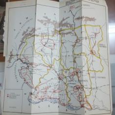 teritoriul Olteniei și Munteniei de vest în perioada 23-31  august 1944