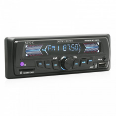 M.N.C Radio auto USB/SD/MP3/Radio/AUX negru Best CarHome