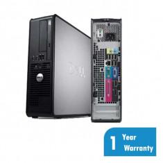 Desktop Sh - Dell Optiplex 760 SFF, Intel Core 2 Duo Processor E8400, Ram 4 gb ddr2, Hard Disk 250 gb