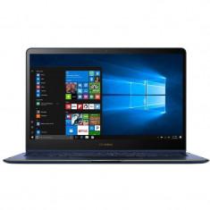 Laptop Asus ZenBook Flip S UX370UA-C4228T 13.3 inch Full HD Touch Intel Core i7-8550U 16GB DDR3 256GB SSD Windows 10 Royal Blue, 16 GB, 256 GB