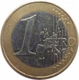 1 Euro 2007 Mozart, Europa, Cupru-Nichel