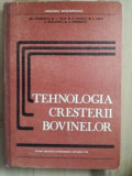 Tehnologia cresterii bovinelor- Gh. Georgescu, C. Velea