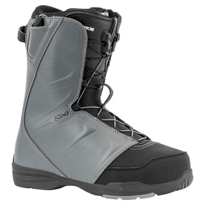 Boots Snowboard Nitro Vagabond TLS Charcoal 2020 foto