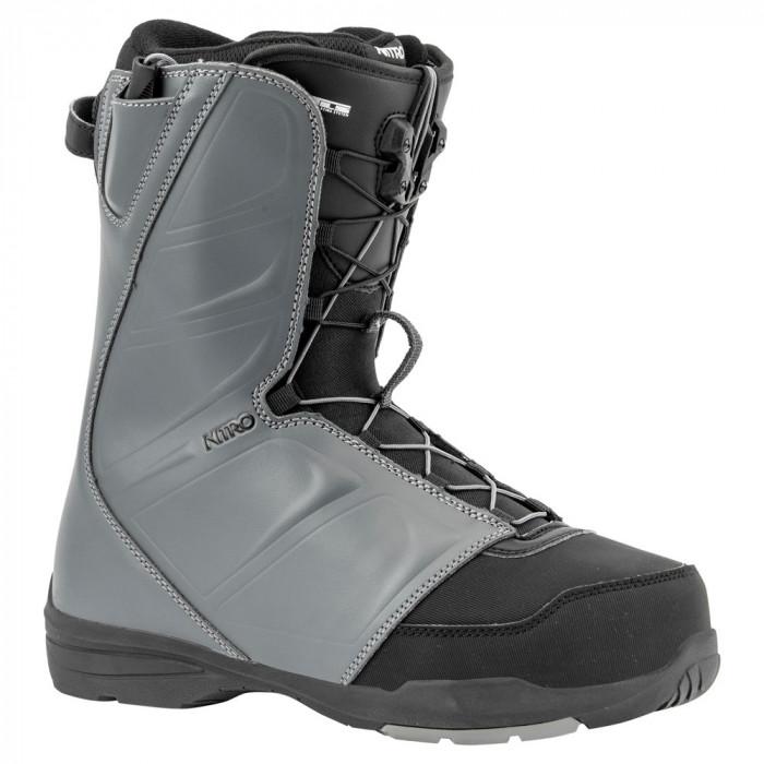 Boots Snowboard Nitro Vagabond TLS Charcoal 2020