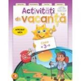 Activitati de vacanta. Clasa a III-a - Marilena Calin, Nicoleta Nedelescu, Elvira Toma, Petrita Vlaicu