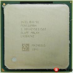 Procesor Intel Pentium 4 2.8 GHz SL6PF