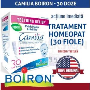 Camilia Boiron Naturist - Calmare Durere Dinti Bebelusi - 30 fiole