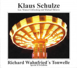 2 CD Klaus Schulze feat. Manuel Göttsching and Michael Shrieve