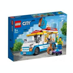 LEGO City - Furgoneta cu inghetata 60253