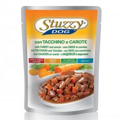 Stuzzy Dog - curcan și morcov, 100 g