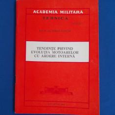 MIRCEA NASTASE - TENDINTE PRIVIND EVOLUTIA MOTOARELOR CU ARDERE INTERNA , 1994