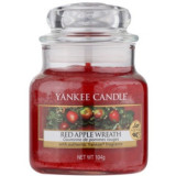 Yankee Candle Red Apple Wreath lumânare parfumată Clasic mini