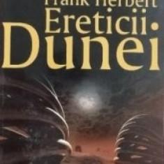 Frank Herbert - Ereticii Dunei