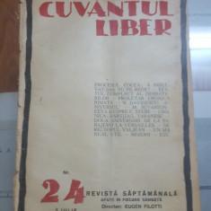 Cuvântul Liber, Nr. 24, 5 iulie 1924