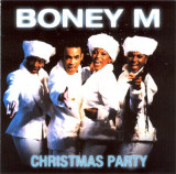 CD Boney M. ‎– Christmas Party, original