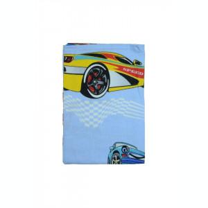 Finet colorat pentru bebelusi NN Cars FC1AL, Multicolor